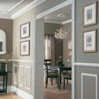 Architectural Elements® Chair Rail and Frieze
